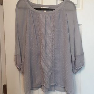 Detailed overlay top